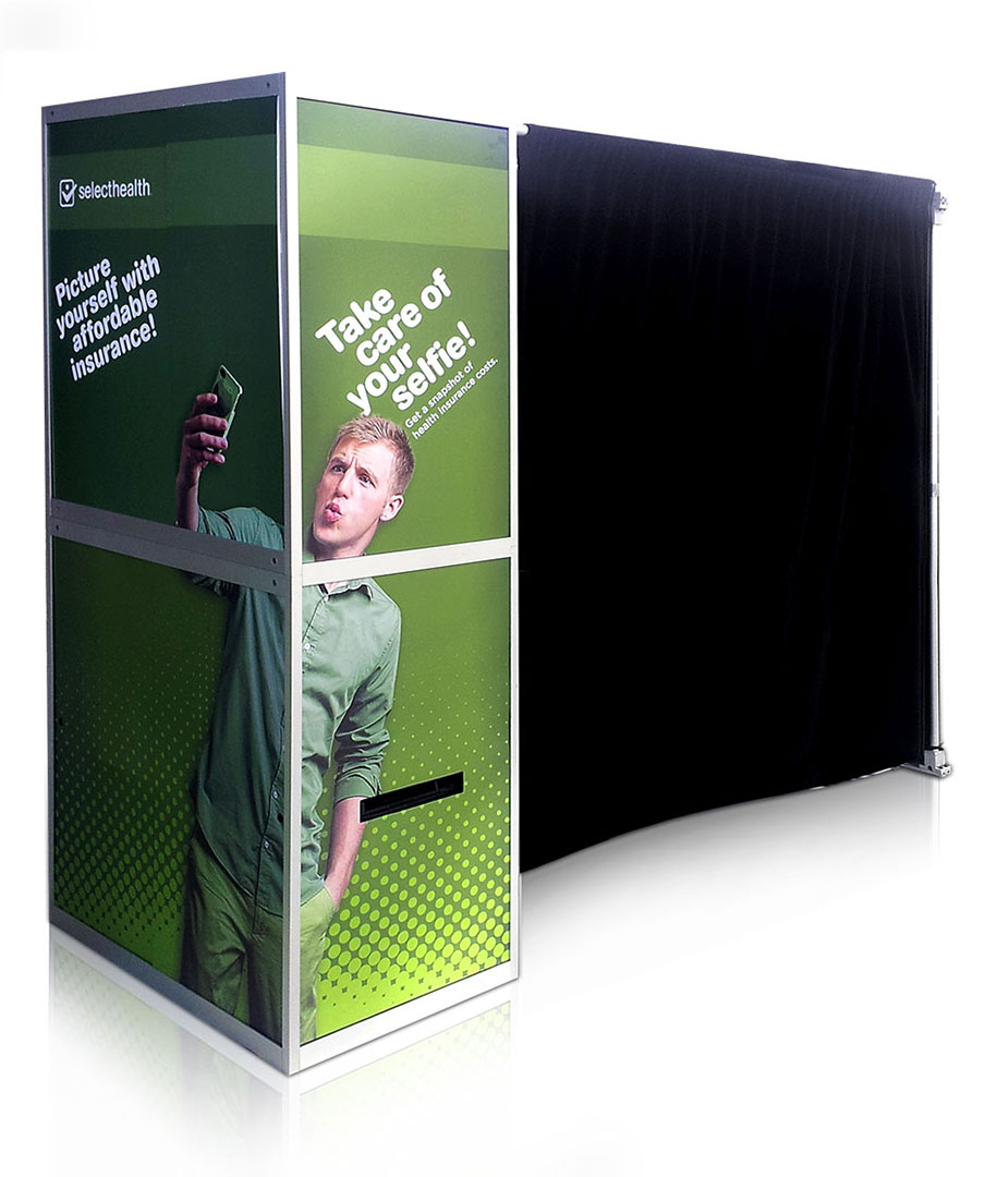 SelectHealth Selfie Booth